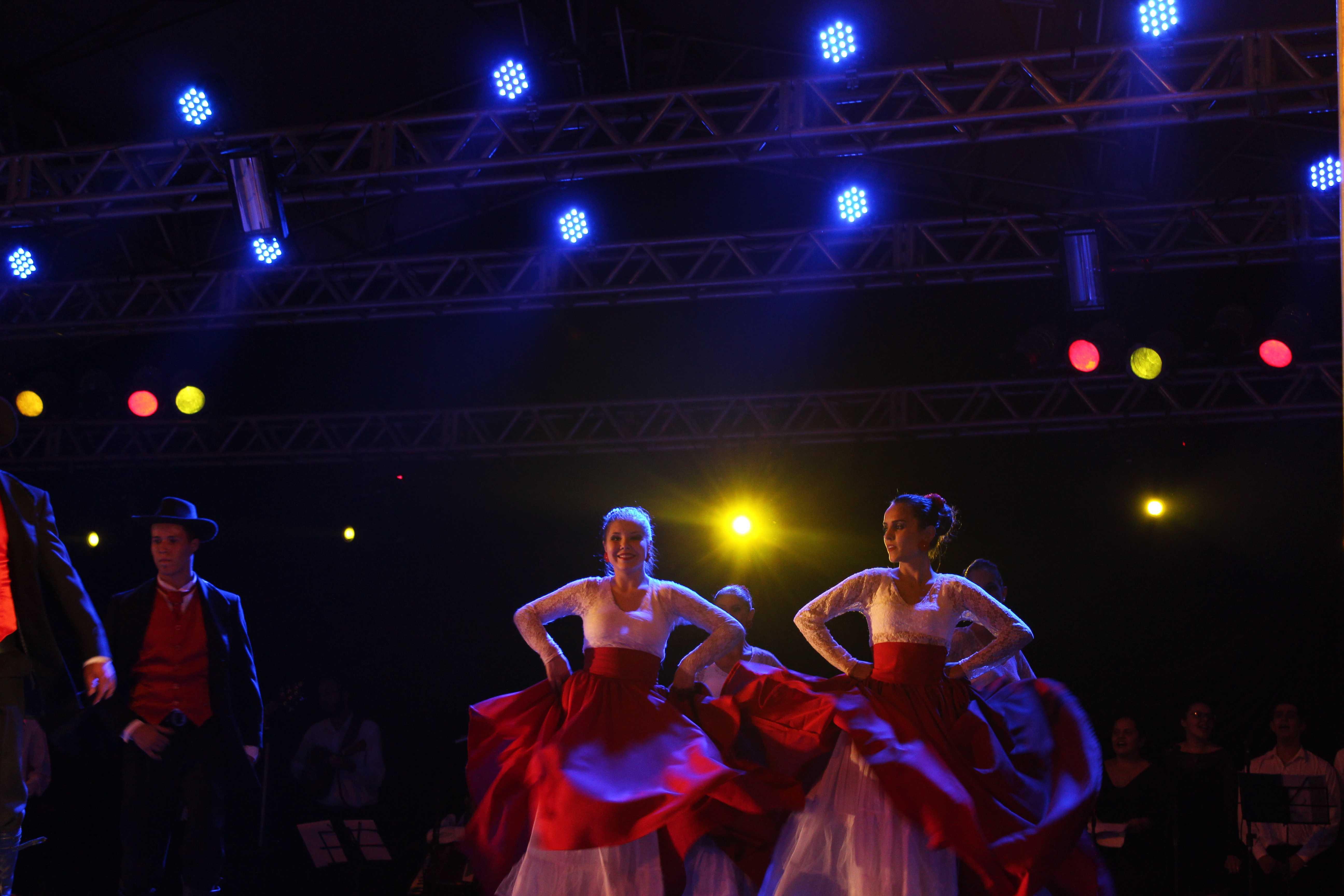 Balé Folclórico Brasil Central