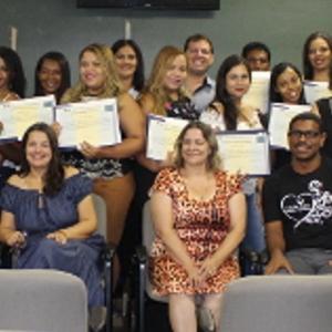 UEG Campos Belos entrega Diplomas de Pós-graduação Lato Sensu.