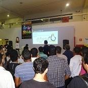 Curso de Sistemas de Informação da UEG-Câmpus Goianésia participa do FLISOL-DF 2015