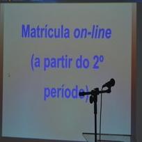 PALESTRA MATRÍCULA ONLINE
