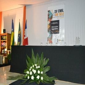 XV ENAL (Encontro dos Acadêmicos de Letras) e o XIV SELI (Seminário de Língua Inglesa)