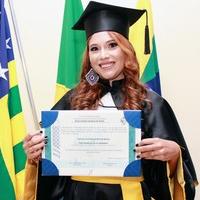 Colação de Grau Turmas 2018 - diploma