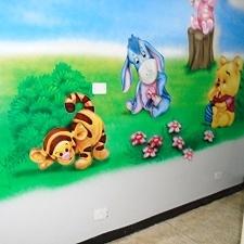 Reforma da sala de estágio em pediatria do Hospital Municipal de Rialma