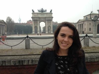 Rhayssa Ferreira estuda na Saxion University na Holanda