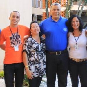 Blitz do Festival de Cultura Campus Jaraguá