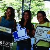 Blitz do Festival de Cultura Campus Cqldas Novas