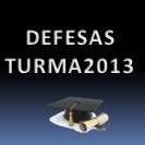 Defesa de dissertação da turma 2013