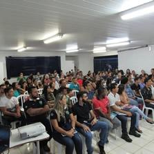Volta às aulas UEG Mineiros 2018/1