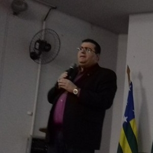 Palestra do Conselho Regional de Contabilidade de Goiás