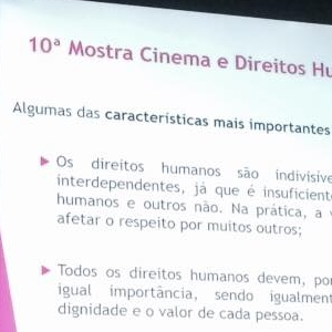 10° Mostra de Cinema e Direitos Humanos