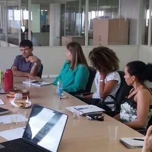 Reunião de Trabalho Coordenação de Direitos Humanos e Diversidade