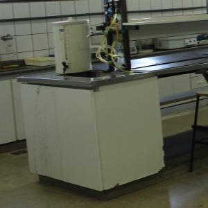 Laboratório de Química Industrial III