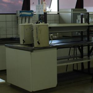 Laboratório de Química Industrial IV