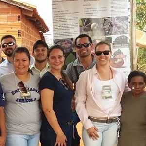 Encerramento do 8º encontro de engenharia Agrícola com o dia de campo ( Cultura da Goiaba)