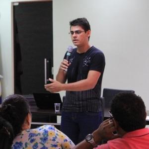 Reuni�o do movimento estudantil com assessores da PrE
