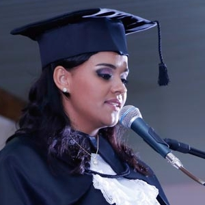 Cola��o de grau unificada da UEG C�mpus Campos Belos