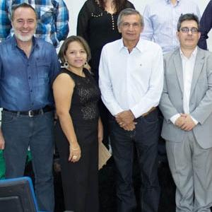 Aula inaugural do mestrado em Desenvolvimento Rural Sustent�vel no c�mpus S�o Lu�s de Montes Belos