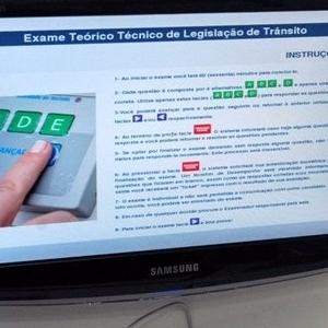 UEG Câmpus Sanclerlândia realiza primeira prova de Legislação de Trânsito Digital