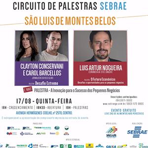 Eventos | Circuito de Palestras Sebrae 2017