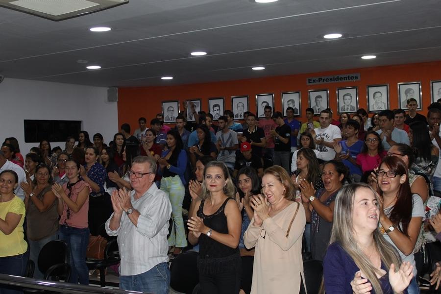 Aula Magna 2017 Câmpus Itaberaí