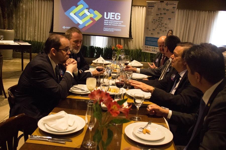Reunião com Bancada Federal Goiana