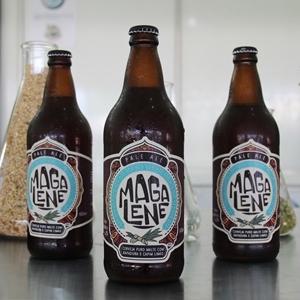 UEG no Piri Bier | Degustação da cerveja artesanal Magalene