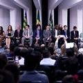 Câmpus Aparecida de Goiânia recebe homenagem por projeto e lança curso de Direito