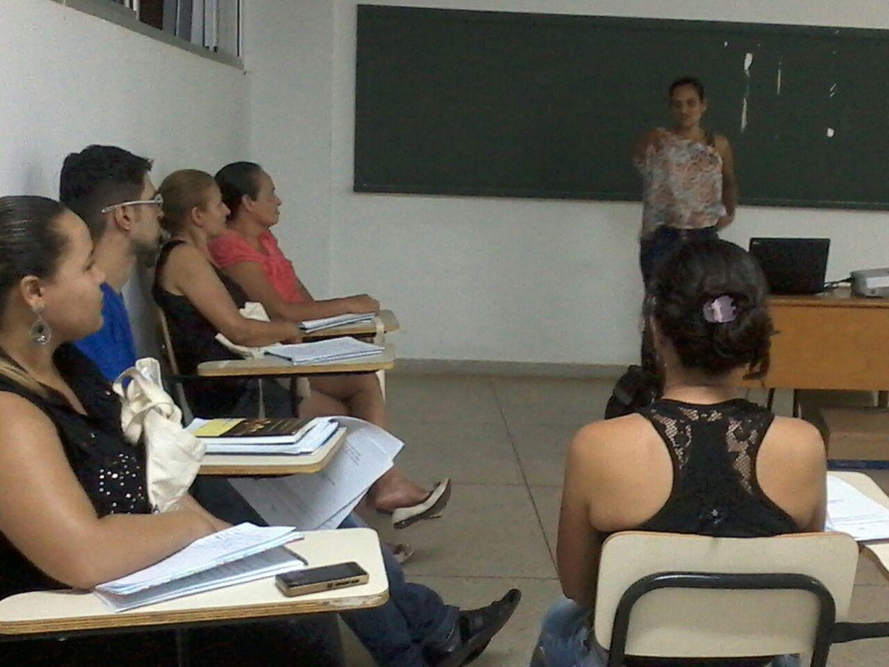 Pronatec/UEG - Heitoraí - Curso: Desenvolvimento Cooperativista