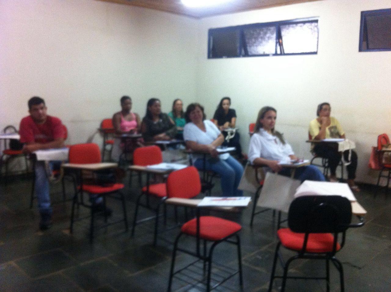 Pronatec/UEG - Itumbiara