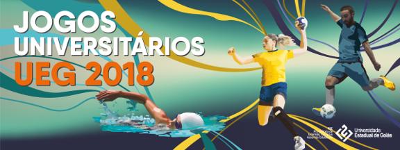 Jogos Universtiários da UEG 2018