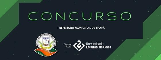 Concurso   Prefeitura Municipal de Iporá-GO