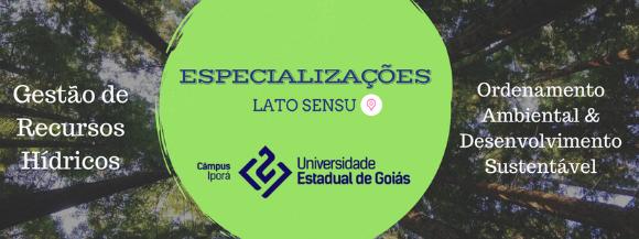 Especializações Lato Sensu