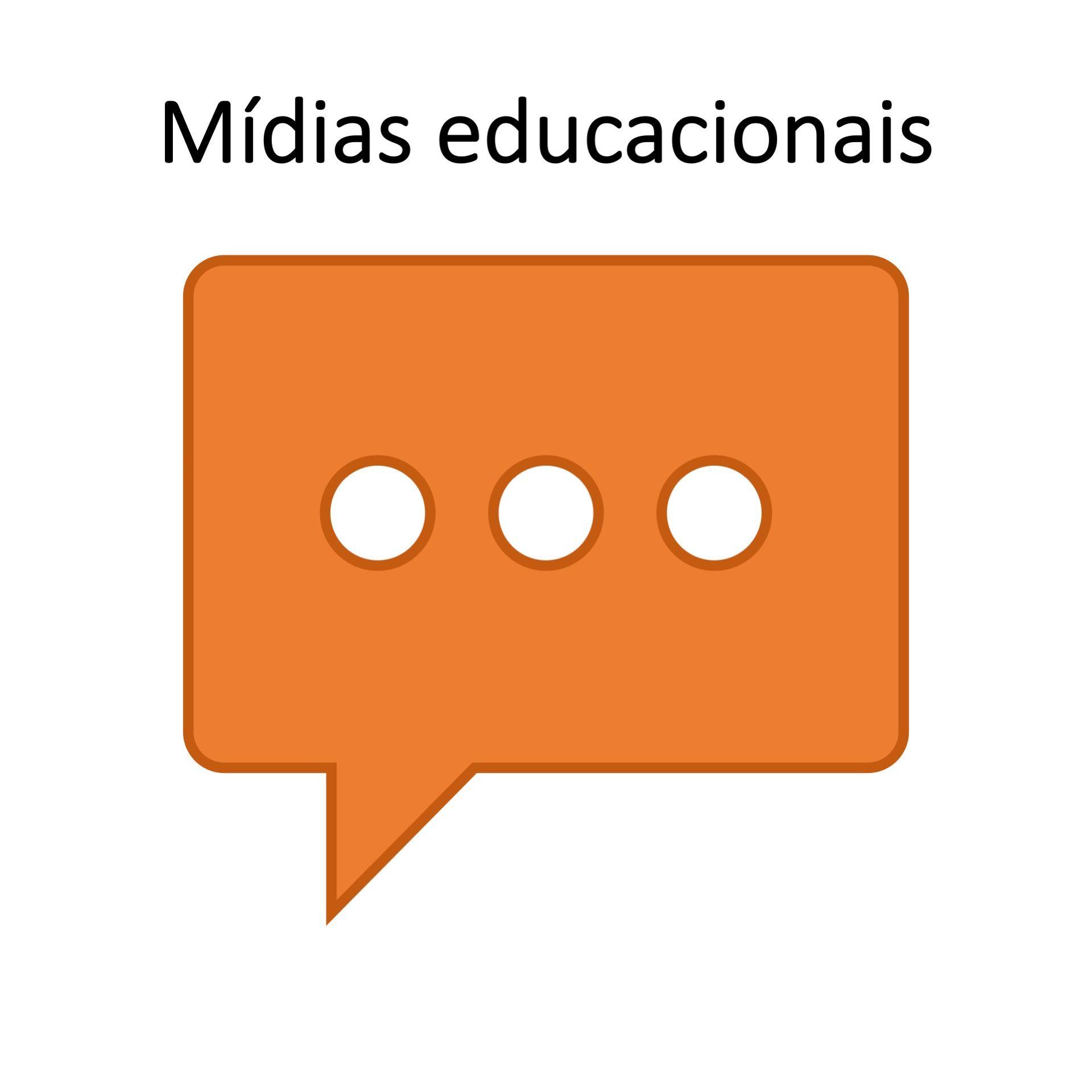 Mídias educacionais