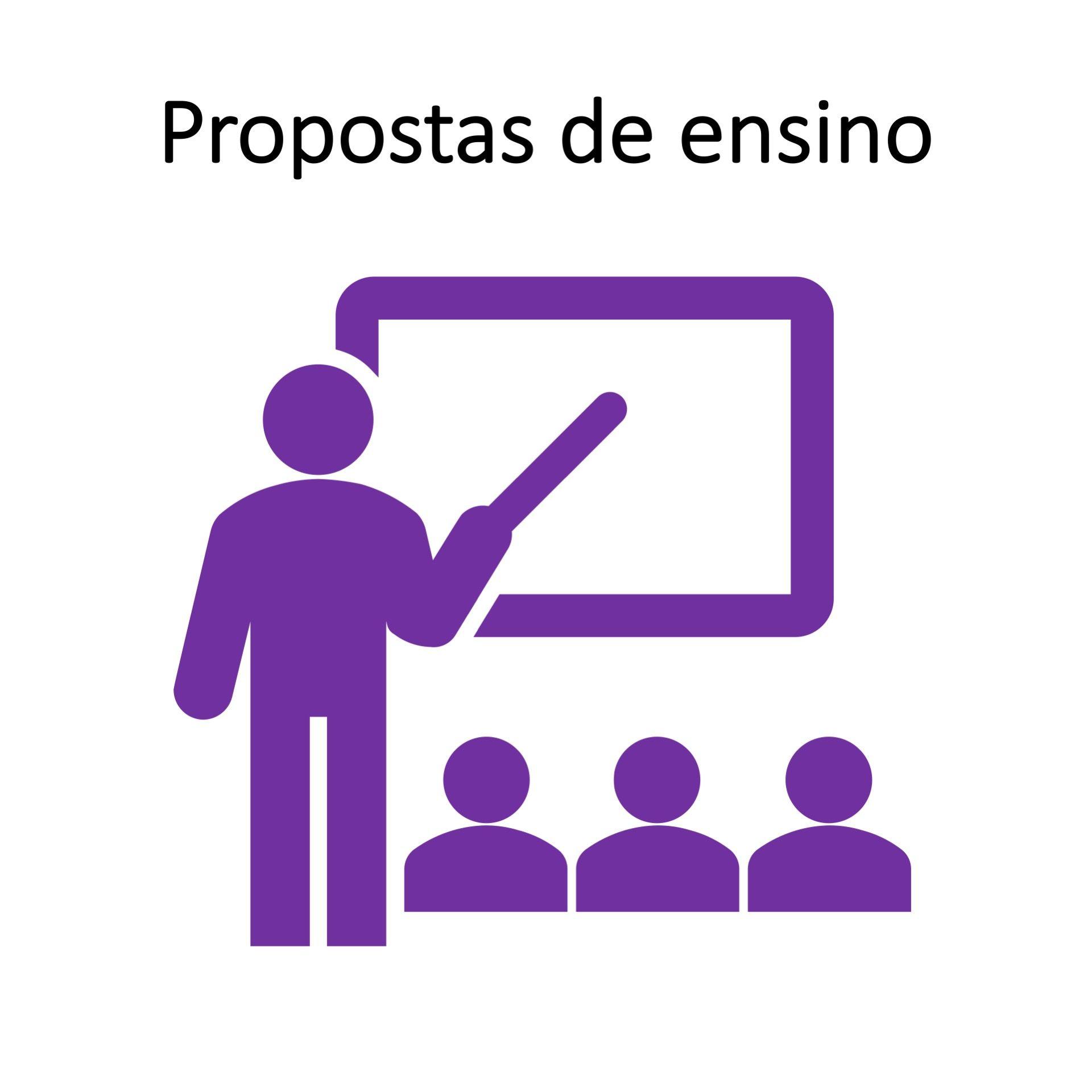 Propostas de ensino